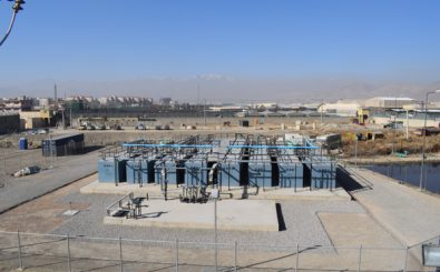 DESIGN AND CONSTRUCTION OF SOUTH KABUL INTERNATIONAL AIRPORT UTILITIES UPGRADE