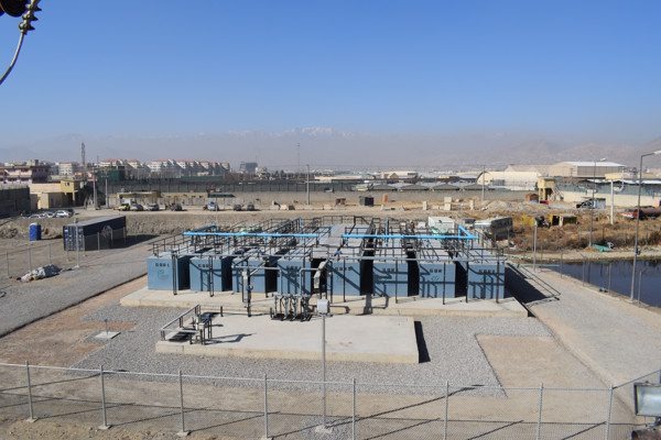 ANA South Kabul International Airport (SKAIA) Utilities Upgrade, Kabul – Afghanistan