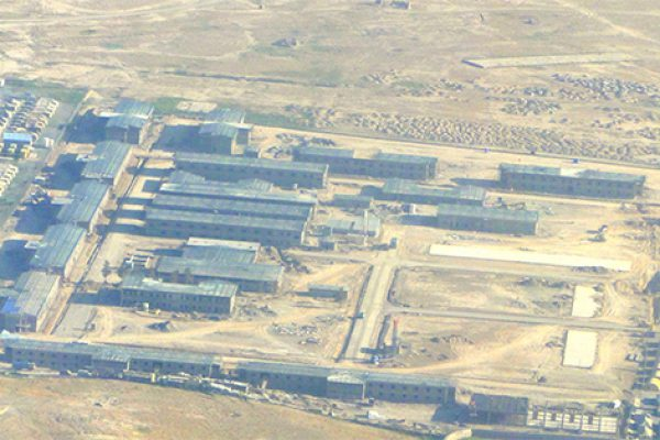 Logistic Branch School, Kabul – Afghanistan