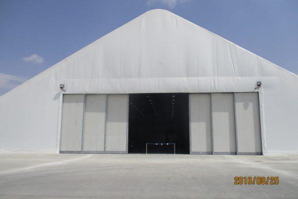 ANA – NKAIA JAF III A-29/C-208 Hangar, Kabul