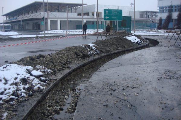 SECURITY UPGRADE OF KABUL INTERNATIONAL AIRPORT