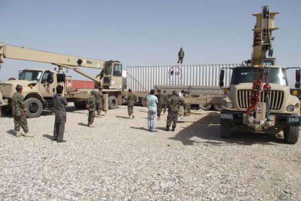 Force Protection Upgrade, FOB OQAB, Kabul International Airport, Kabul – Afghanistan