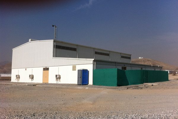 Design and Construction of ANA Garrison Upgrades, Pole-Charkhi and Darulaman, Kabul-Afghanistan