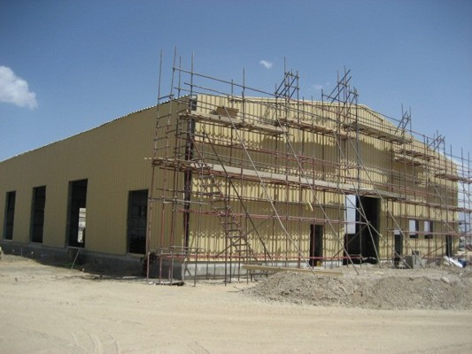 Contract No.   :  W56JSL-12-P-0209   Client.               :  PHOENIX REGIONAL CONTRACTING CENTER  Year of Accomplishment  : 2013