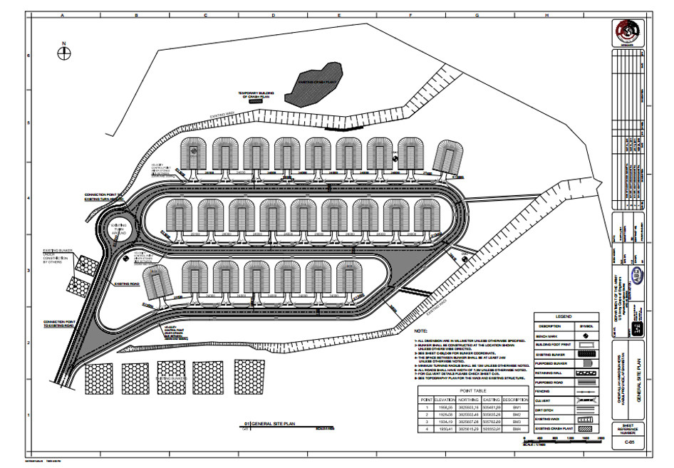Location          :  HERAT PROVINCE, AFGHANISTAN. Contract No.   : W5J9LE-11-C-0059 Year:DEC 24, 2011  Service Type   : Design and Survey