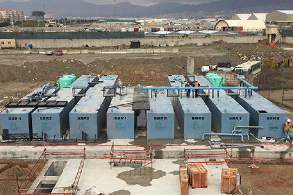 ANA South Kabul International Airport (SKAIA) Utilities Upgrade, Kabul – Afghanistan