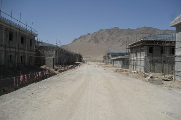 Logistic Branch School, Kabul – Afghanistan