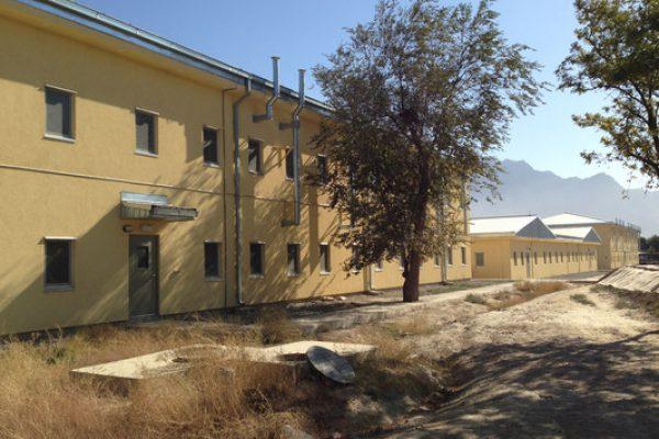 ANA Pole Chakhi 2nd BDE#2, Kabul – Afghanistan